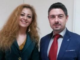 Maria Pia De Angelis e Maurizio Montalto