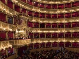 La nuova stagione del Teatro San Carlo.