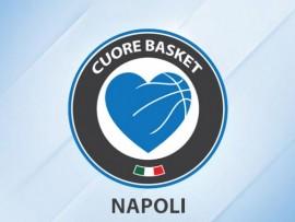 Cuore Napoli Basket: ad un tiro dal successo.