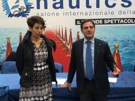 Donatella Chiodo e Vincenzo Moretta