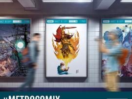 Immagine MetroComix per Comunicato stampa
