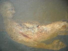 Pietro Calistri.Olio su tela di lino mis.60x80
