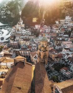 Amalfi- Fotografia di Elia Capozzella